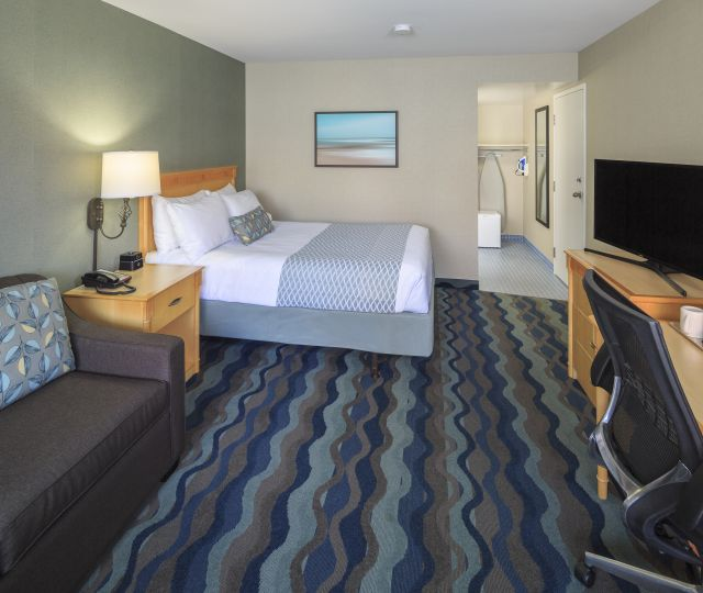 A Different Vancouver Airport Hotel Accent Inns Vancouver