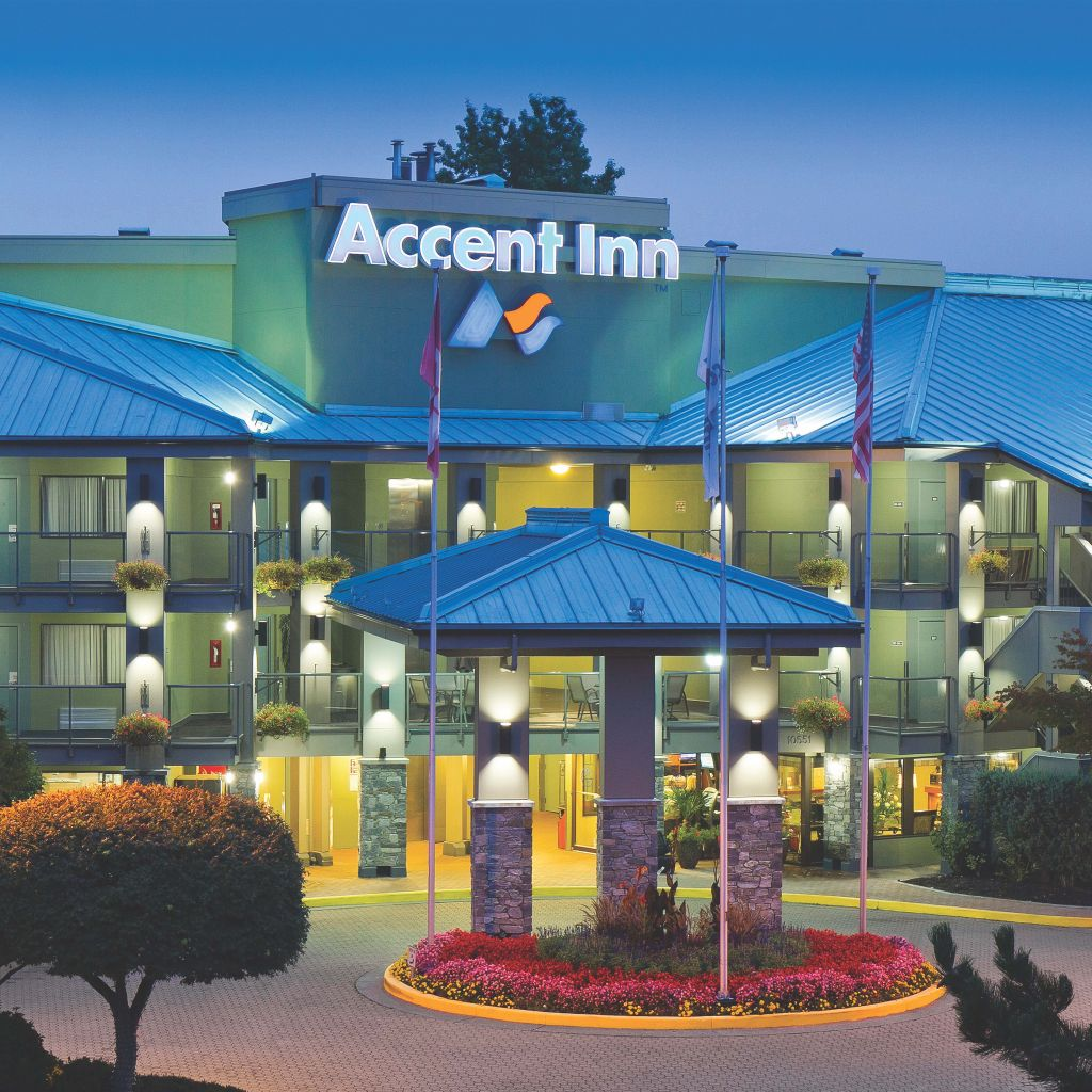 Vancouver Airport Hotel Accommodation Options Accent Inns
