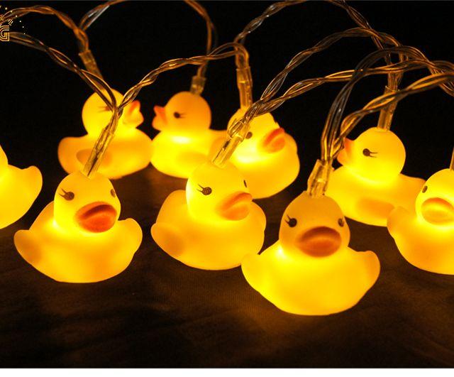 rubber duck lights