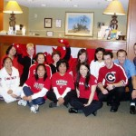 Accent Inns Burnaby Hotel celebrates 2010 olympics