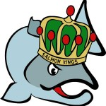 Victoria Salmon Kings logo