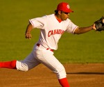 vancouver canadians player