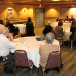 participants at Accent Inns Burnaby seminar