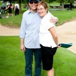 Donna price from Accent Inns at the Tee Cup tournament