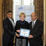 vancouver airport hotel staff member zully wins vancouver tourism award