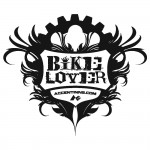Bike friendly hotel has Bike lover logo