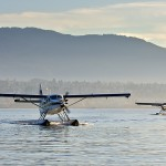 Harbour Air float planes are perfect for harbour to harbour flights
