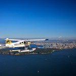Harbour Air float planes from Victoria to Vancovuer