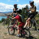 Stay at a bike friendly hotel when mountain biking in BC