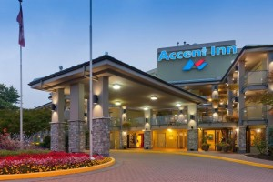 Accent Inns Vancouver Airport hotel in Richmond BC
