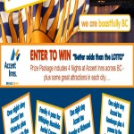 accent inn celebrate bc contest