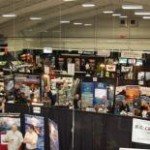 Vancouver Island Outdoor Adventure Expo View from above