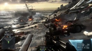 Battlefield 4 video game by EA