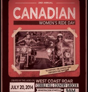 Canadian Womens Ride