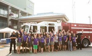 2014 ALS cycle for hope at the Accent Inn Kelowna