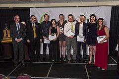 Accent inns academic award winners