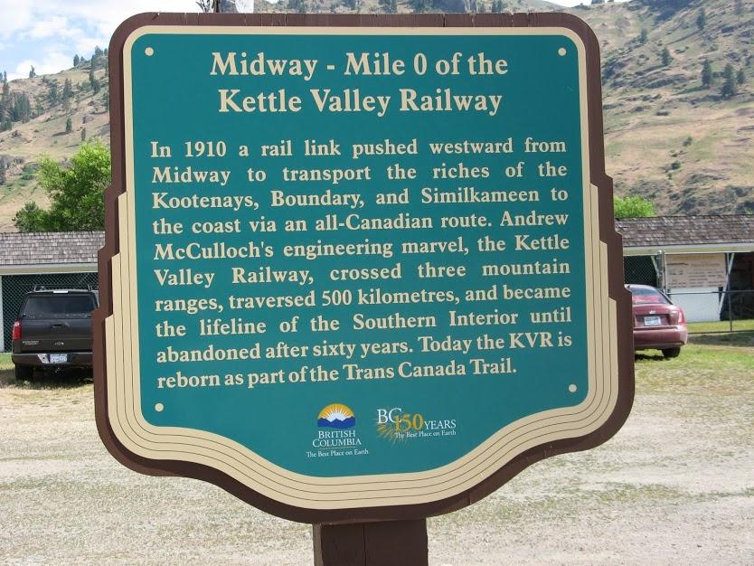 Bike The Kettle Valley Railway Trestles  Accent Inns