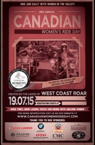 womens ride day