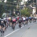 Riders in Langford for Tour De Victoria 2015